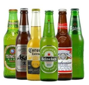 世界のメジャービール 飲み比べセット 6本 6種
