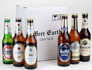 ドイツの輸入ビール6本 飲み比べギフトセット